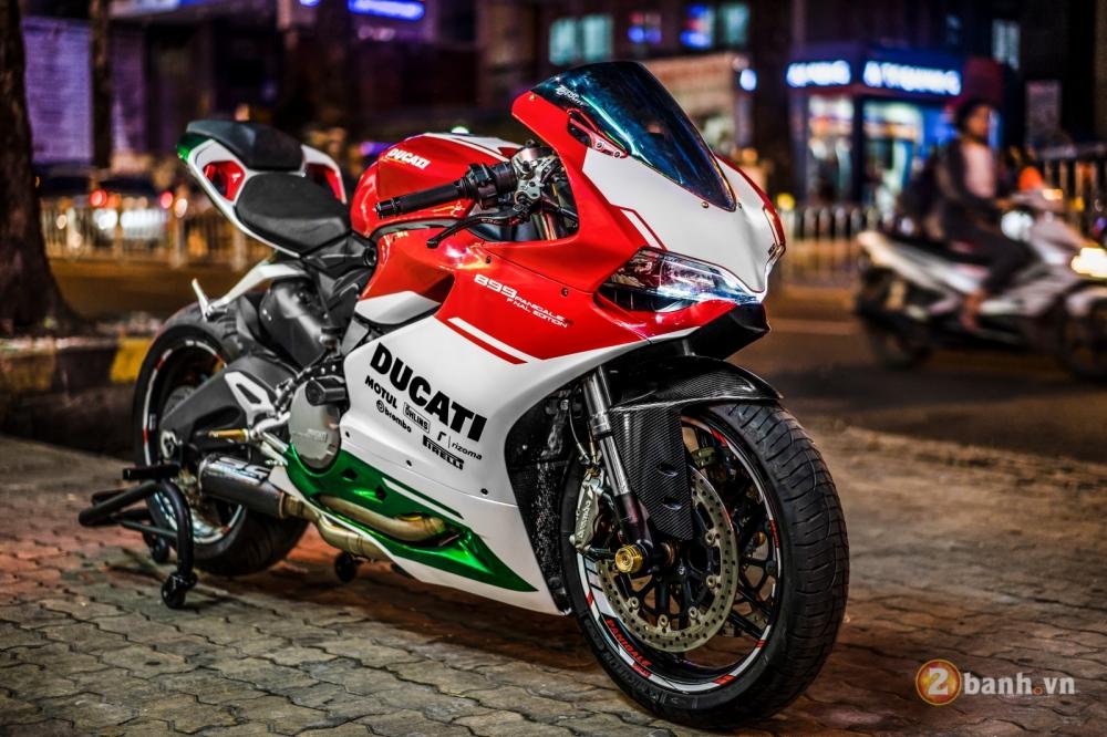Ducati 899 Panigale phien ban Final Edition kich doc tai Viet Nam - 2