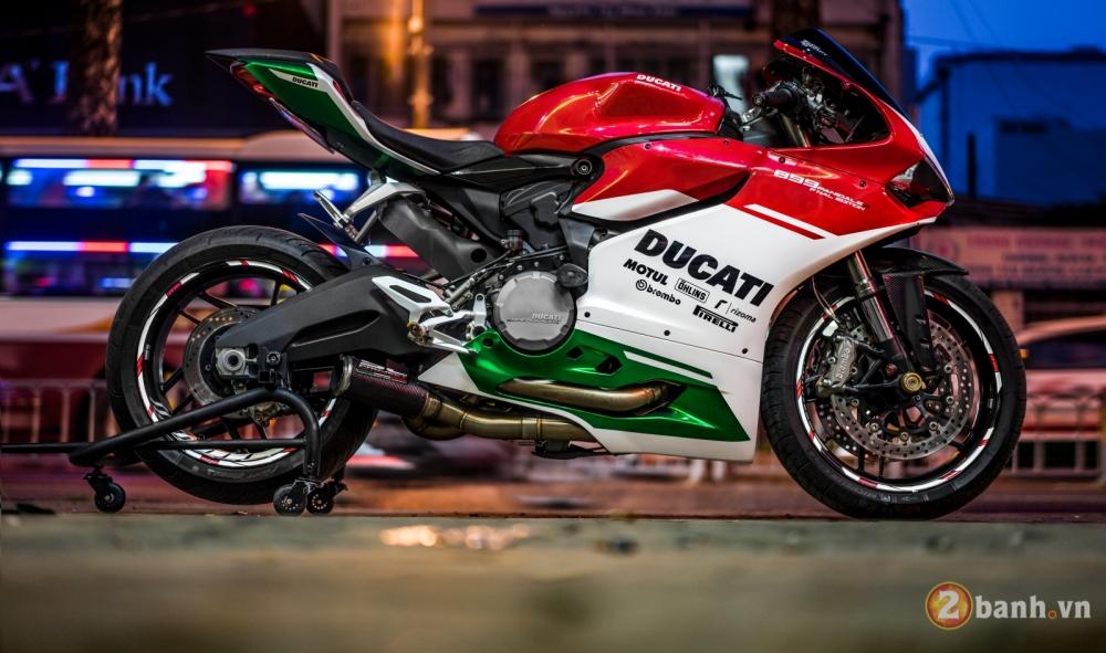 Ducati 899 Panigale phien ban Final Edition kich doc tai Viet Nam - 6