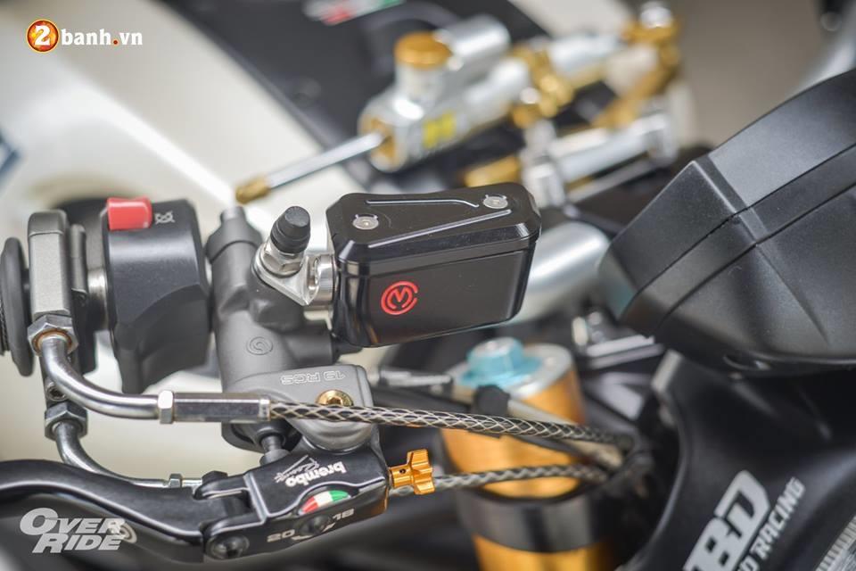 Ducati Monster 696 con quai thu huyen thoai cua nha Ducati - 3