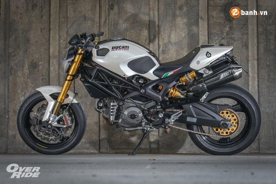 Ducati Monster 696 con quai thu huyen thoai cua nha Ducati - 7