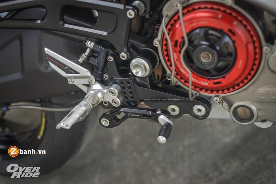 Ducati Monster 696 con quai thu huyen thoai cua nha Ducati - 13