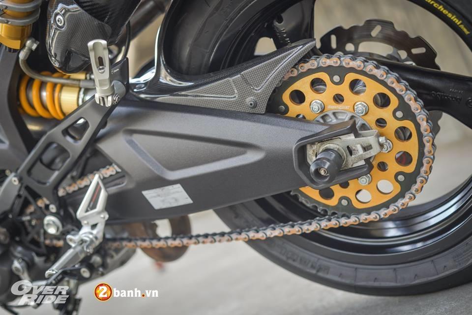 Ducati Monster 696 con quai thu huyen thoai cua nha Ducati - 17