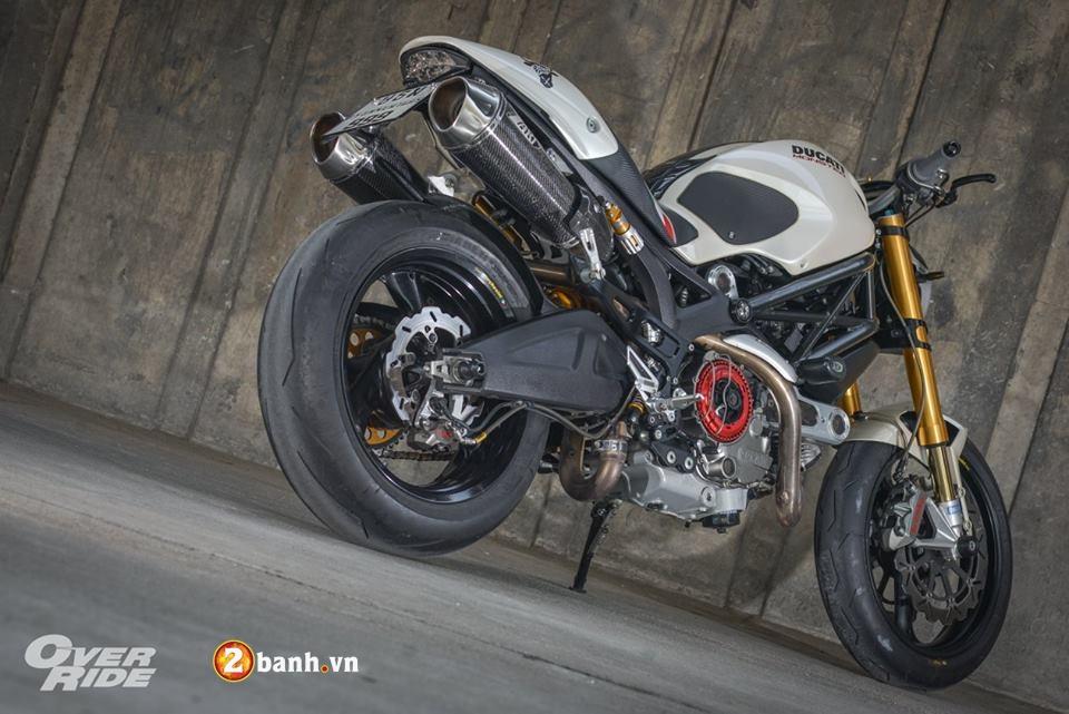 Ducati Monster 696 con quai thu huyen thoai cua nha Ducati - 21