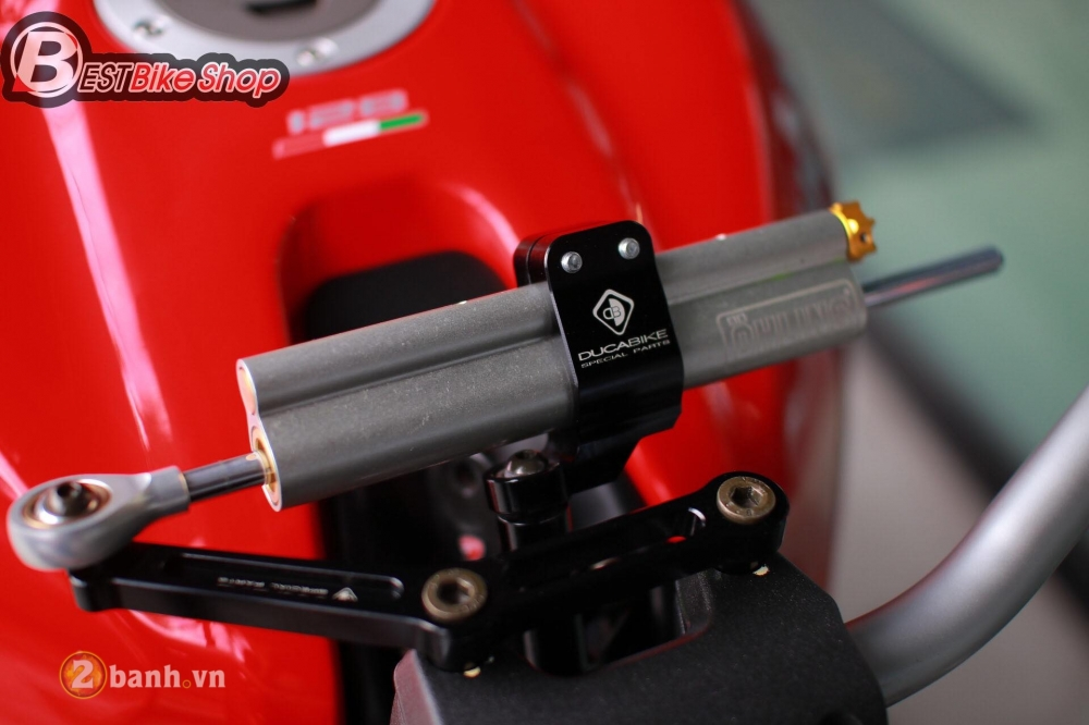 Ducati Monster 821 phong thai nguyen ban nhung khong he don gian - 5