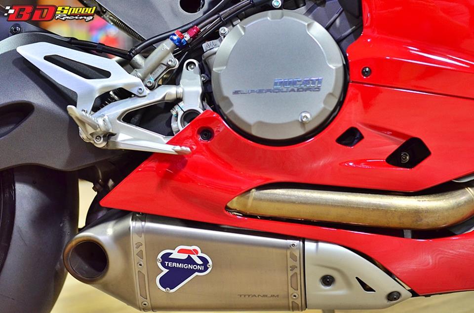 Ducati 899 Panigale lot xac cuc chat trong ban do FULL OPTION - 7