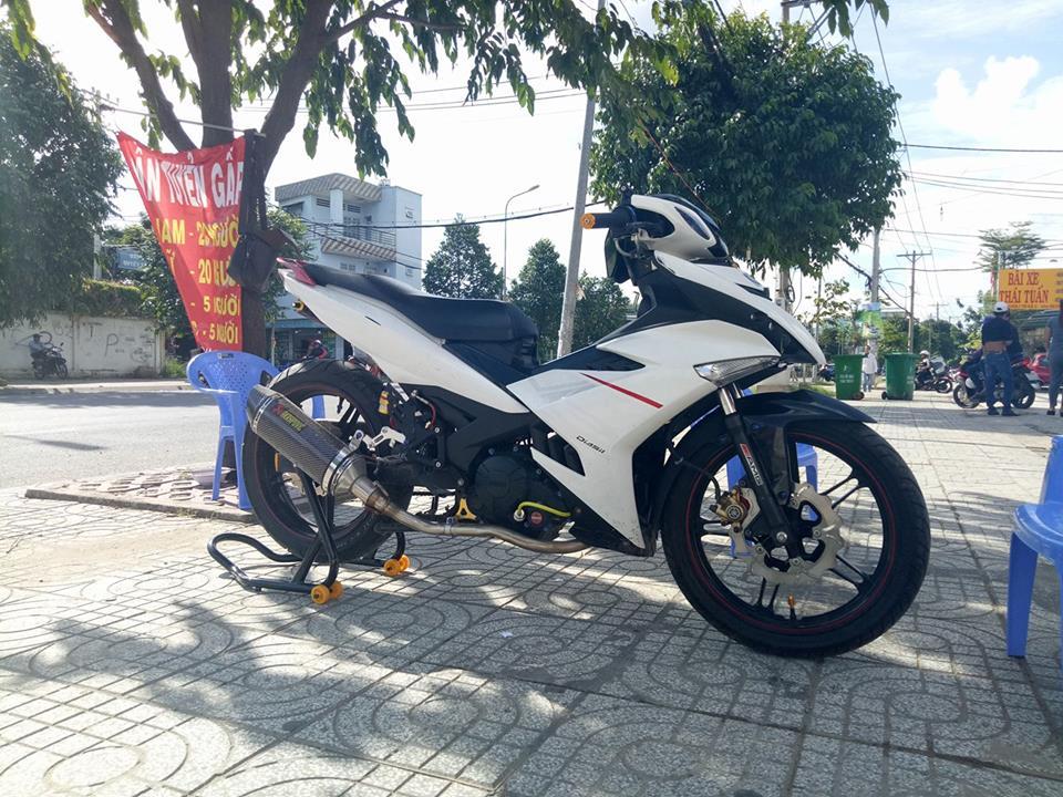 Exciter 150cc cuc vang duoc cung chieu cua mot Biker Vung Tau