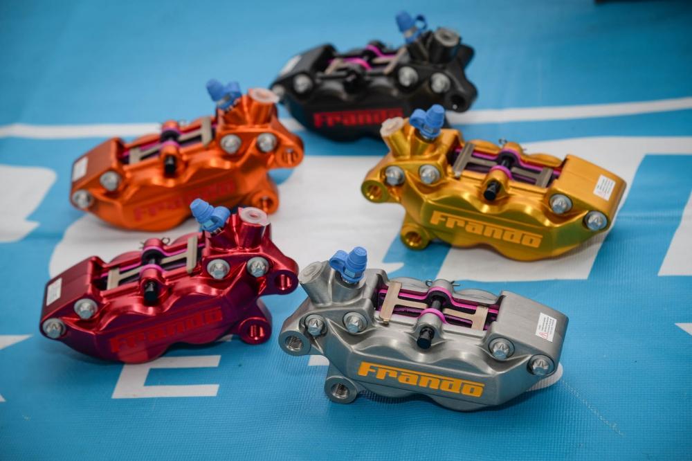 Frando Brake System - 3