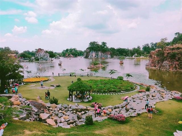 Gioi tre keo nhau di Vinh Ha Long mini chi cach SG 31km - 7