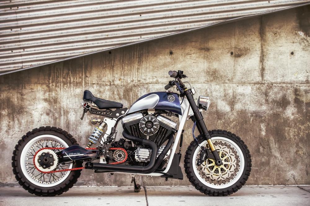 Harley Davidson nghe thuat giua can bang y tuong va thuc te
