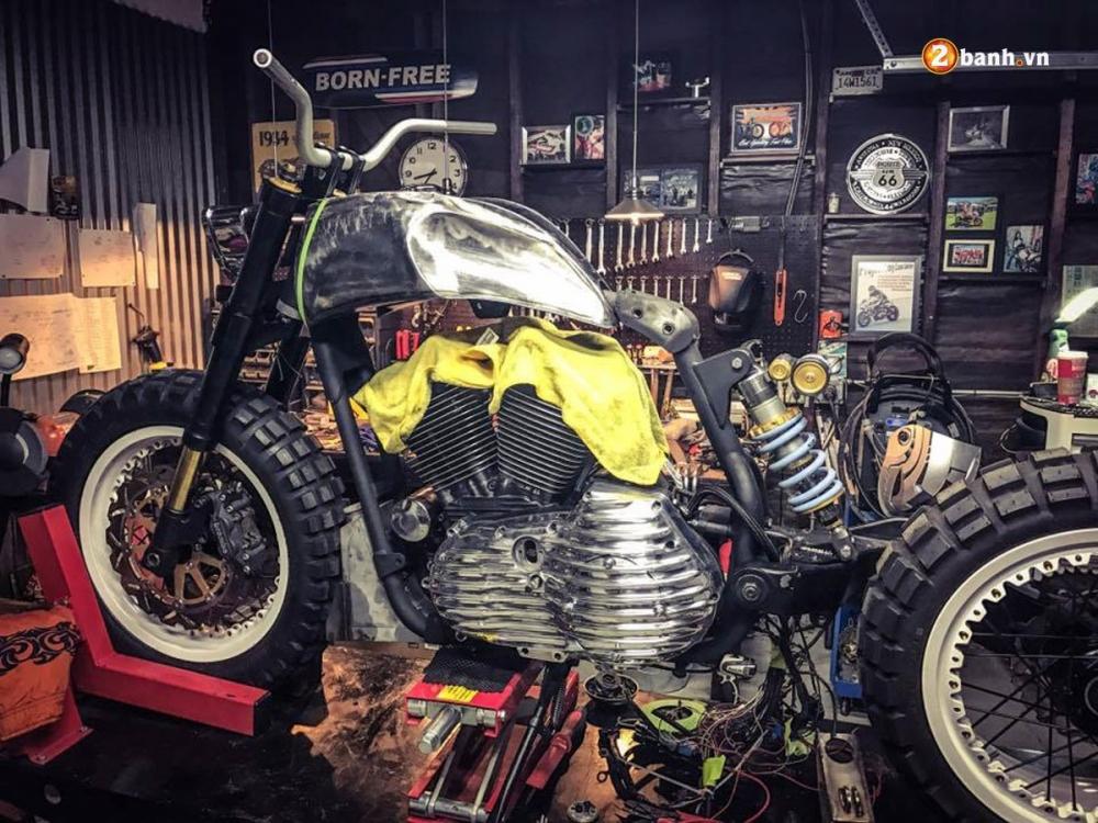 Harley Davidson nghe thuat giua can bang y tuong va thuc te - 3