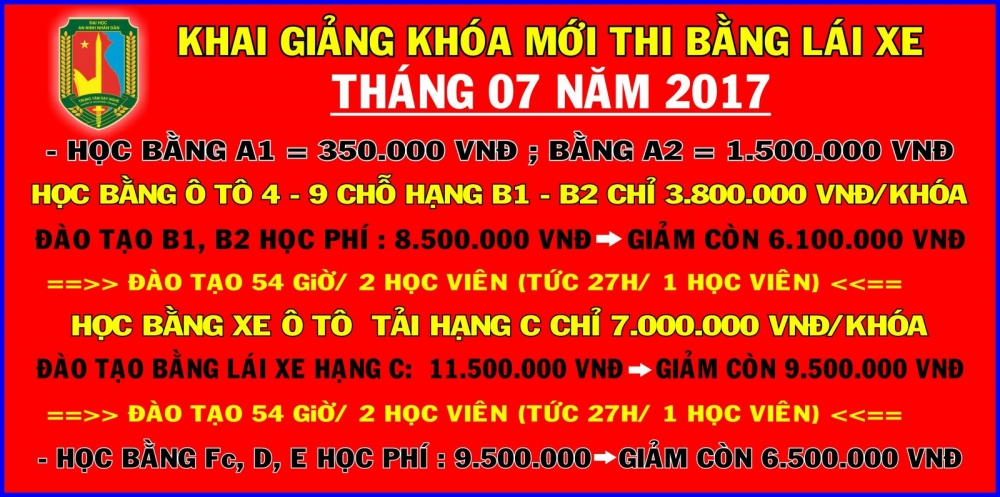 Hoc lai xe 2 banh tai truong sat hach An Ninh