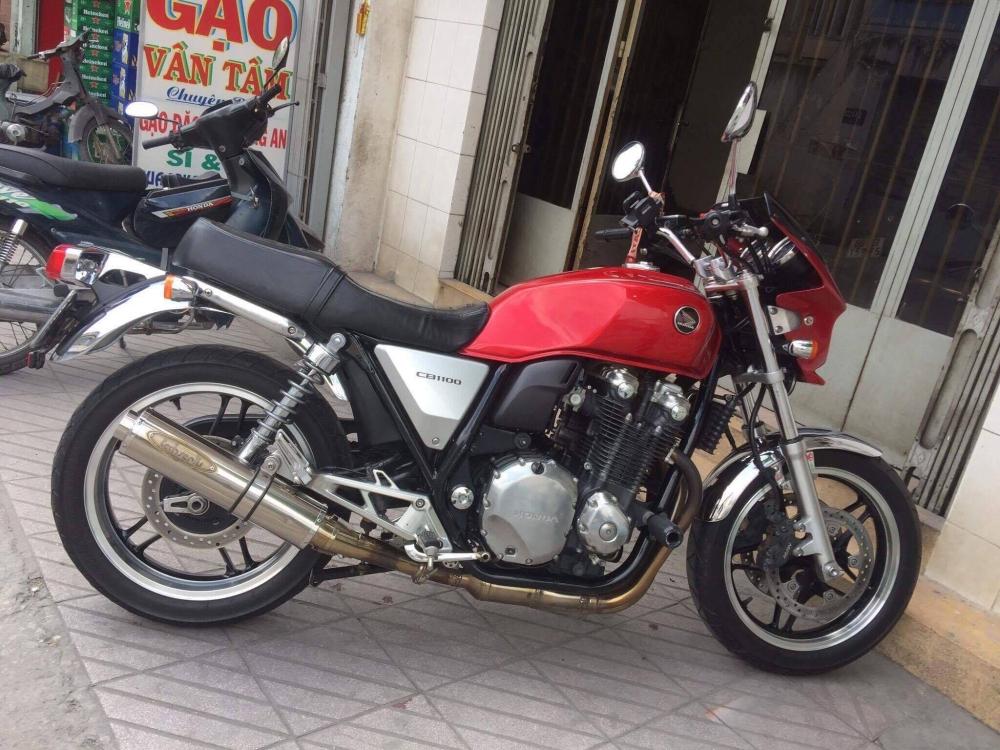 Honda CB1100 - 2