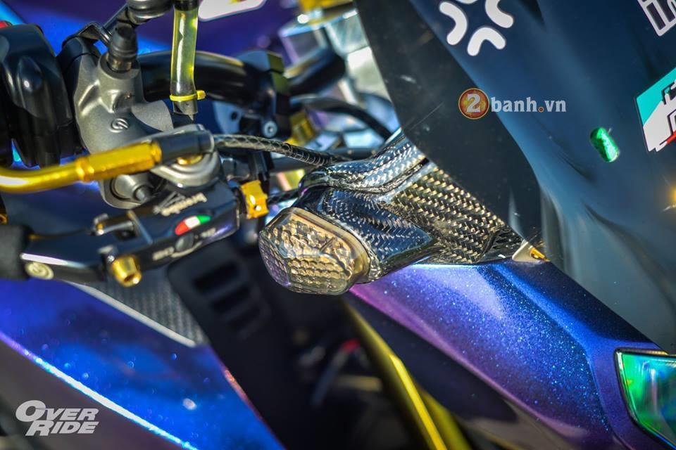 Honda CB650F trong bo canh Chrome dep xuat than - 8