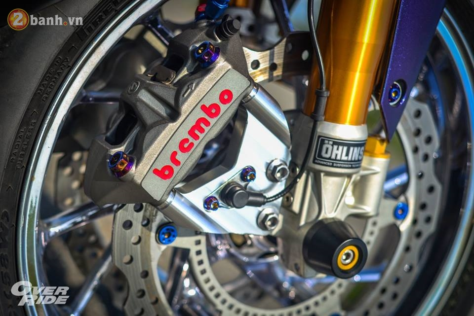 Honda CB650F trong bo canh Chrome dep xuat than - 13