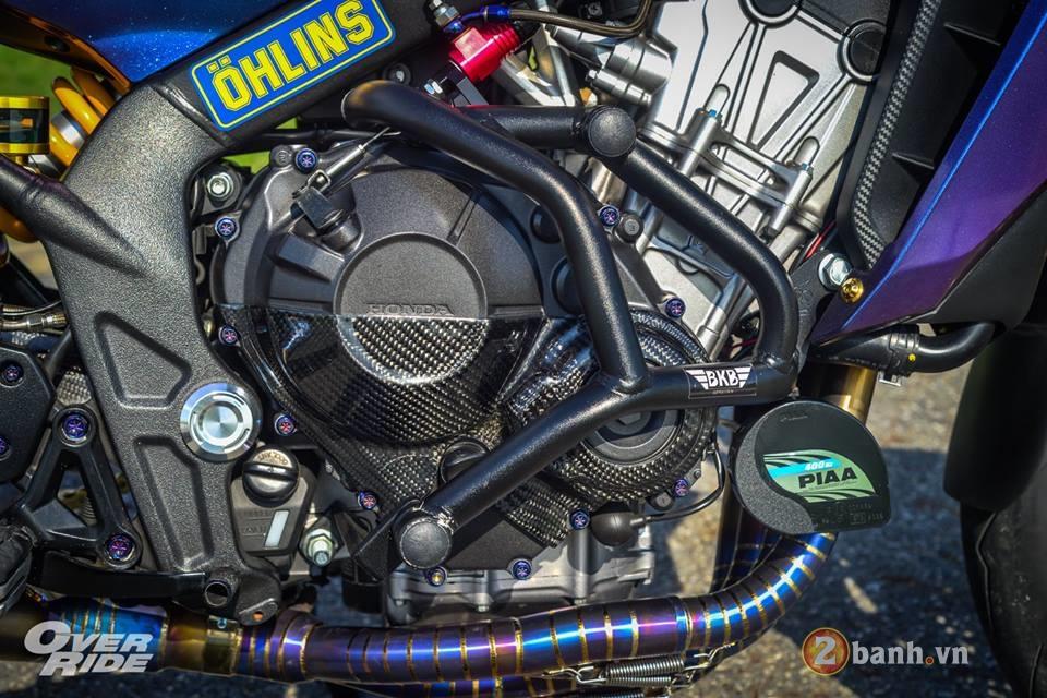 Honda CB650F trong bo canh Chrome dep xuat than - 16