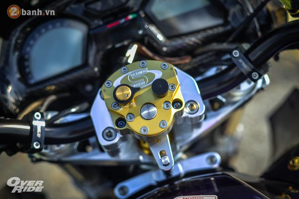 Honda CB650F trong bo canh Chrome dep xuat than - 5