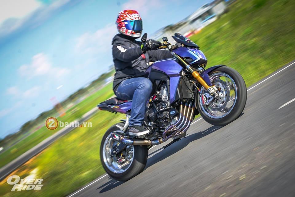 Honda CB650F trong bo canh Chrome dep xuat than - 27