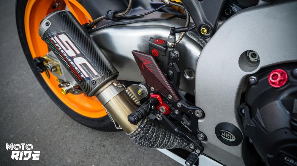 Honda CBR1000RR dep den ngo ngang trong phong cach 93 MotoGP - 14