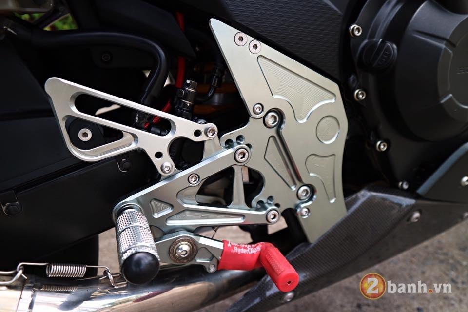 Honda CBR500R chu Bo moi lon day an tuong voi su nang cap dot pha - 7