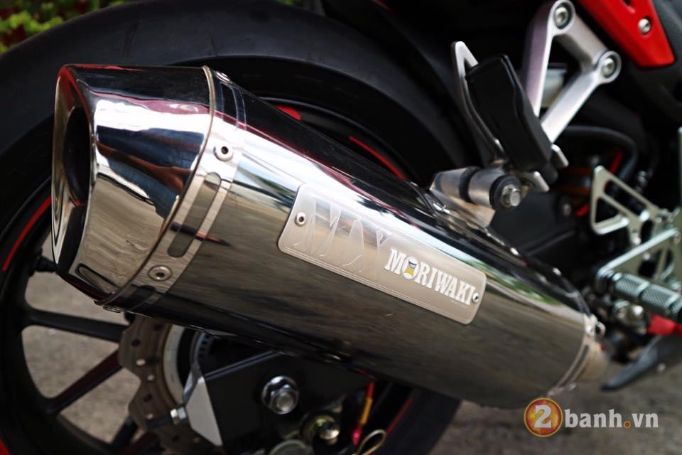 Honda CBR500R chu Bo moi lon day an tuong voi su nang cap dot pha - 11