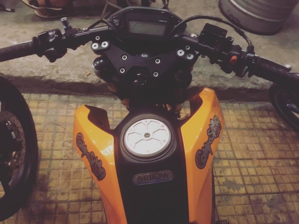 Honda MSX 125cc phien ban con loc cam cung cap - 3