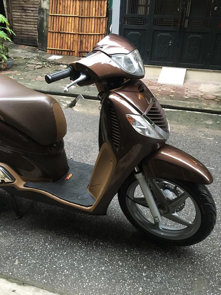 Honda SH150i Nau 20091 chu 29G may bao hanh nguyen thuy86txe it su dung - 2