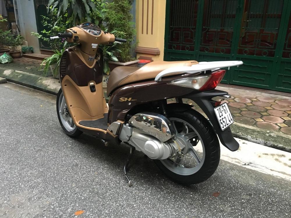 Honda SH150i Nau 20091 chu 29G may bao hanh nguyen thuy86txe it su dung - 3