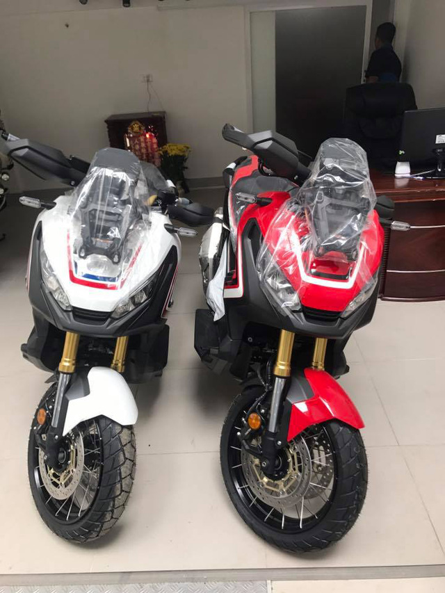 Honda tay ga XADV 750 gia 560 trieu dong vua cap ben tai Viet Nam - 3
