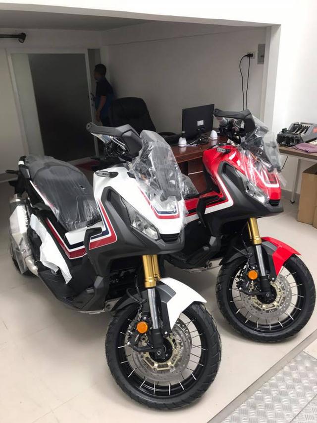 Honda tay ga XADV 750 gia 560 trieu dong vua cap ben tai Viet Nam - 5