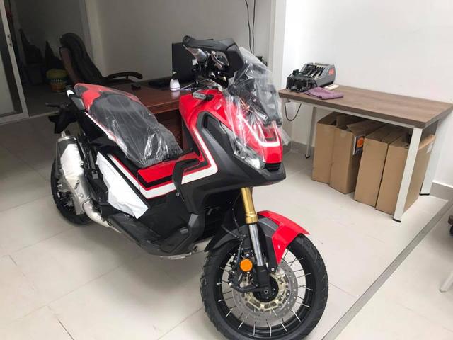 Honda tay ga XADV 750 gia 560 trieu dong vua cap ben tai Viet Nam - 11