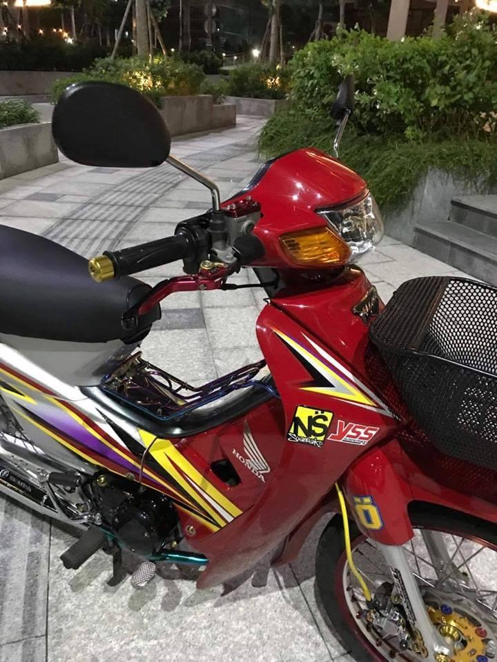 Honda Wave 110cc hien lanh trong ban do kieu ky - 3