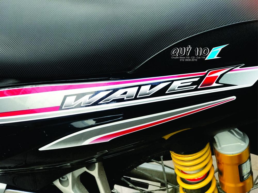 Honda Wave S110 don phong cach Wave 110i - 7
