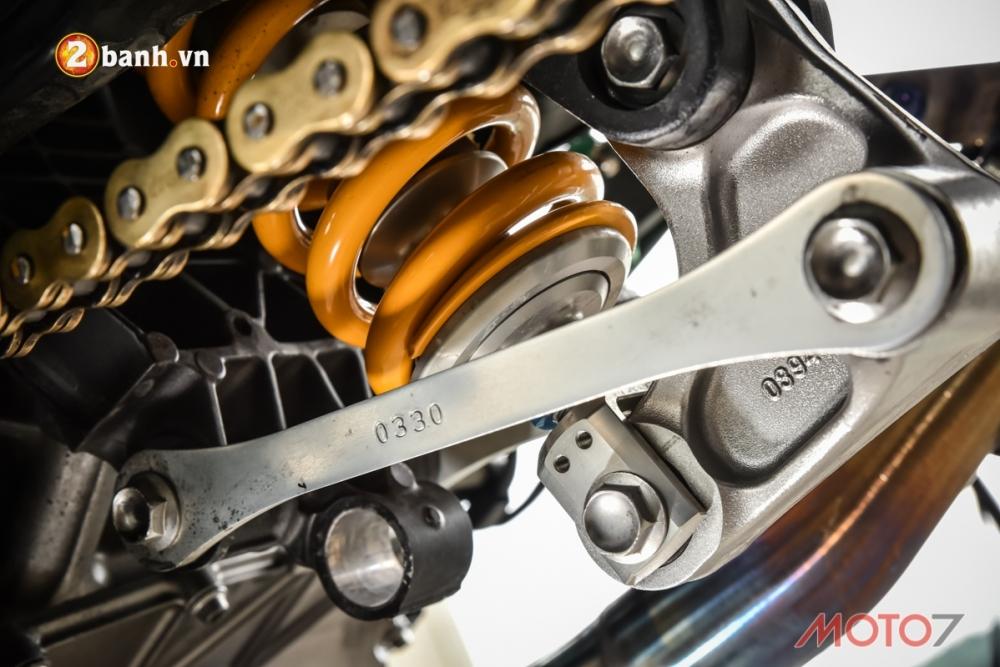Kawasaki H2 sieu pham Ninja Full Carbon fiber - 16