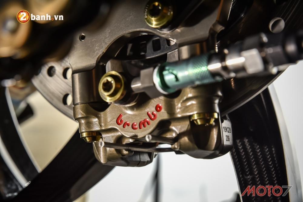 Kawasaki H2 sieu pham Ninja Full Carbon fiber - 18