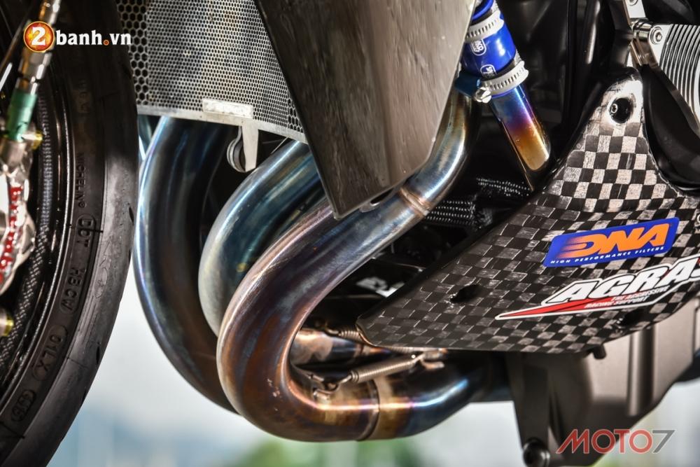 Kawasaki H2 sieu pham Ninja Full Carbon fiber - 22
