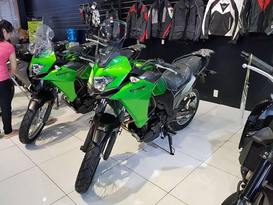 Kawasaki Versys X 300cc chinh hang - 12