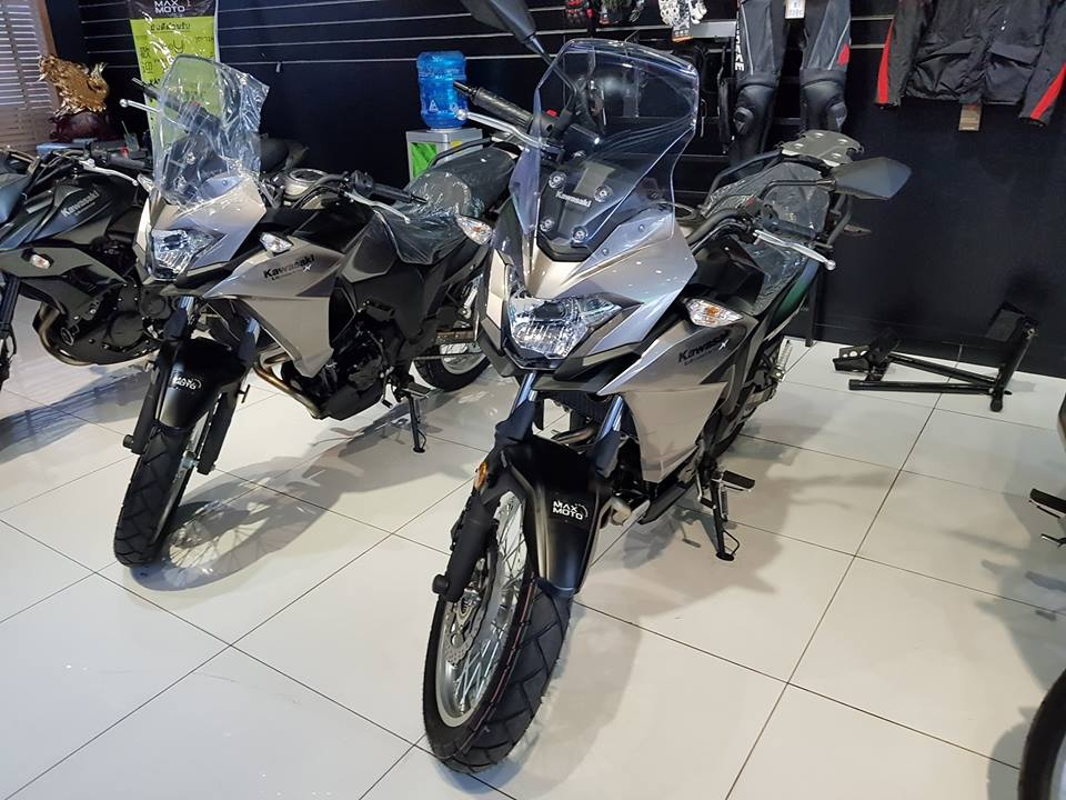 Kawasaki Versys X 300cc chinh hang - 13