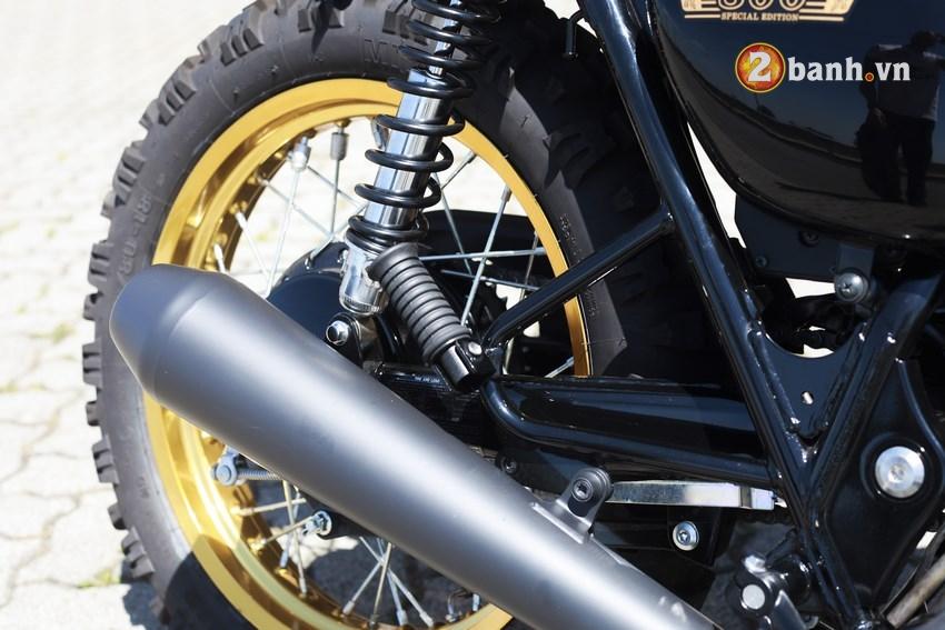 Kawasaki W800 Su hoa tron net co dien va yeu to manh me - 6