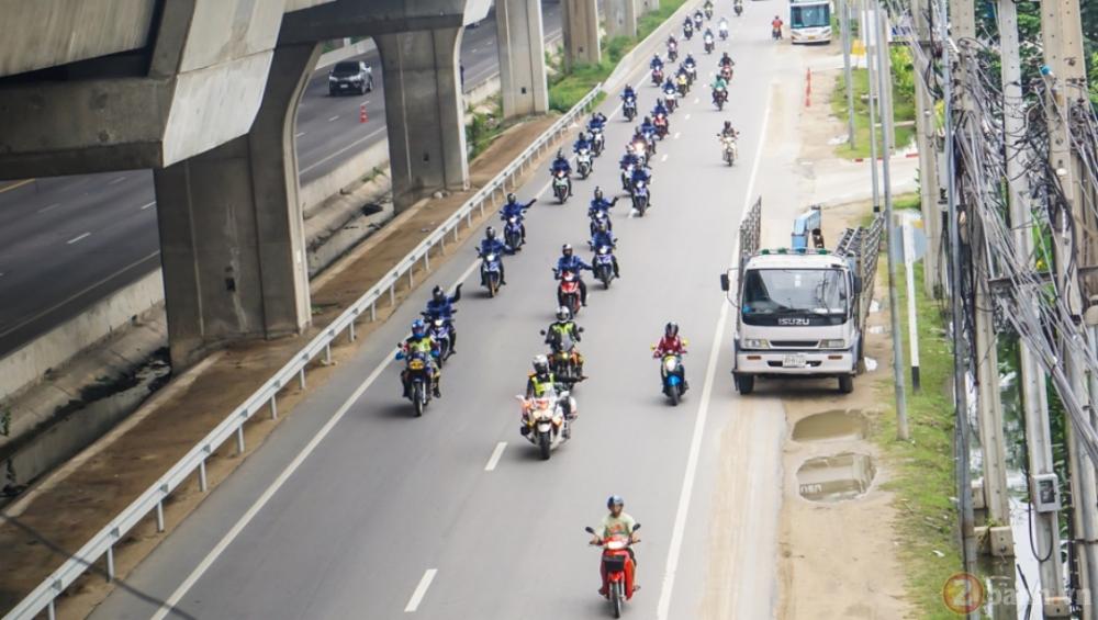 Nhung chang duong cuoi cung cua Cuoc hanh trinh 3000 km Dong Nam A cung Yamaha Exciter - 5