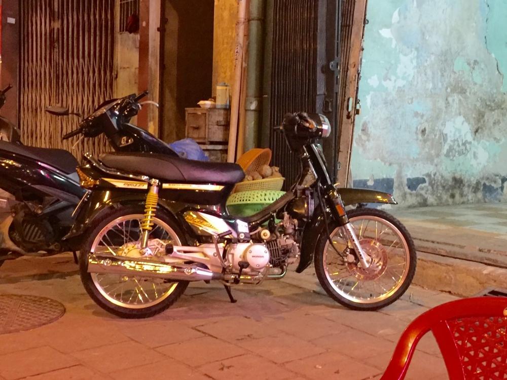 May dream lun 125 va may wave thai 110