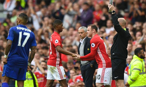 Mourinho xoay vong nhieu khien Man Utd co thanh tich kem
