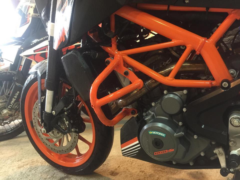MTStore Chong do Cobra cho KTM Duke - 7