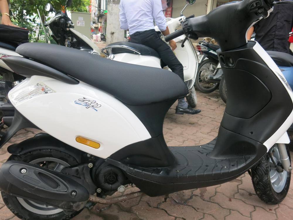 Son xe Zip Trang Tai Hoa Da Piaggio - 7