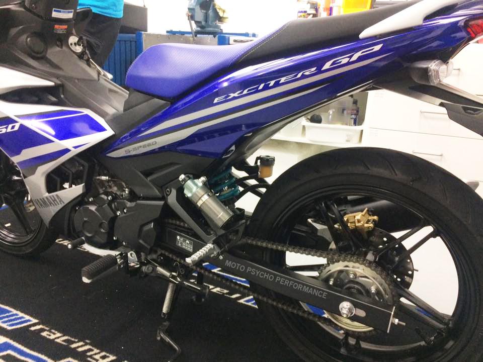 Phuoc Nitron cho Yamaha Exciter 150 Suzuki Raider 150 nhan coc - 4
