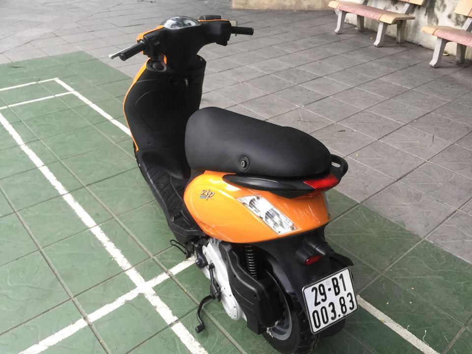 Piaggio Zip 100 Viet Nam 2012 mau cam 29B1 00383 - 2