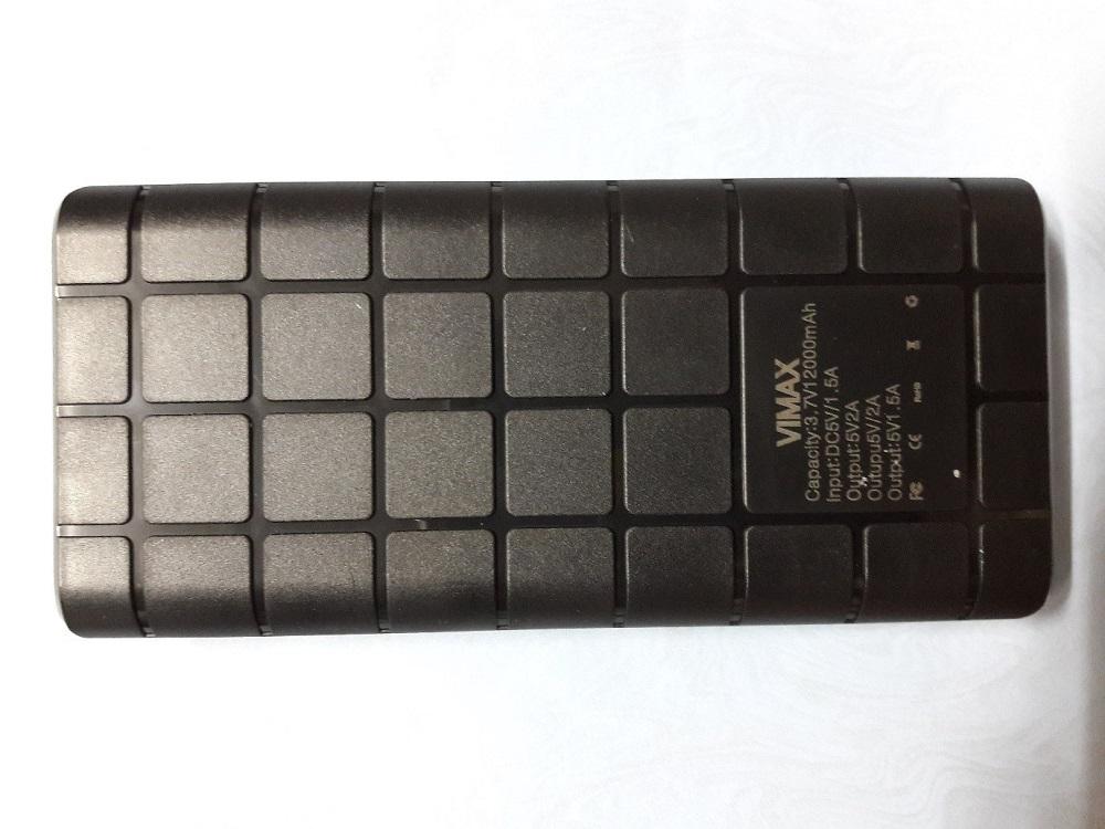 Pin sac du phong nang luong mat troi 10000mah - 6