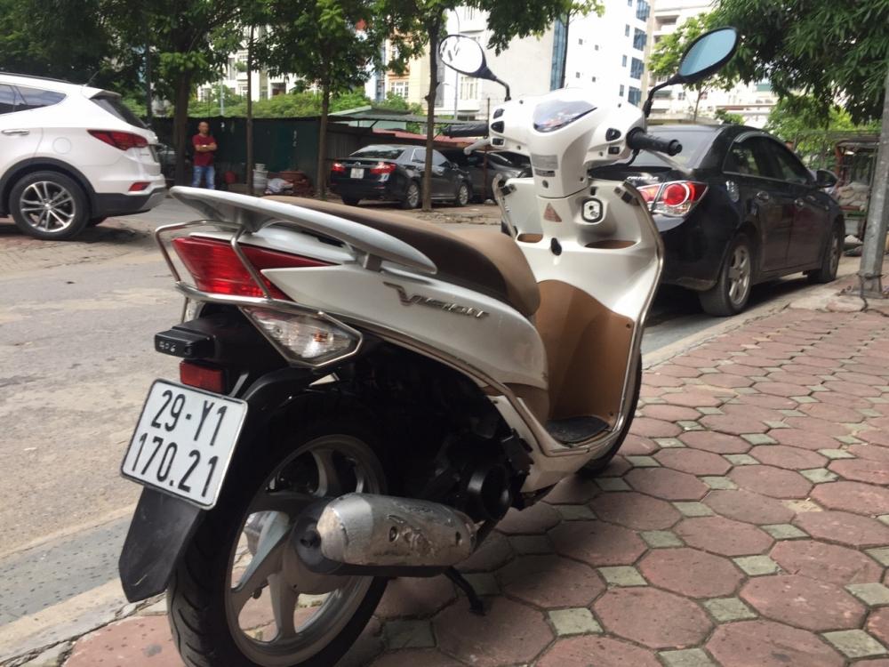 Rao ban Honda Vision fi 2014 trang chinh chu nha it dung con moi 98 - 3