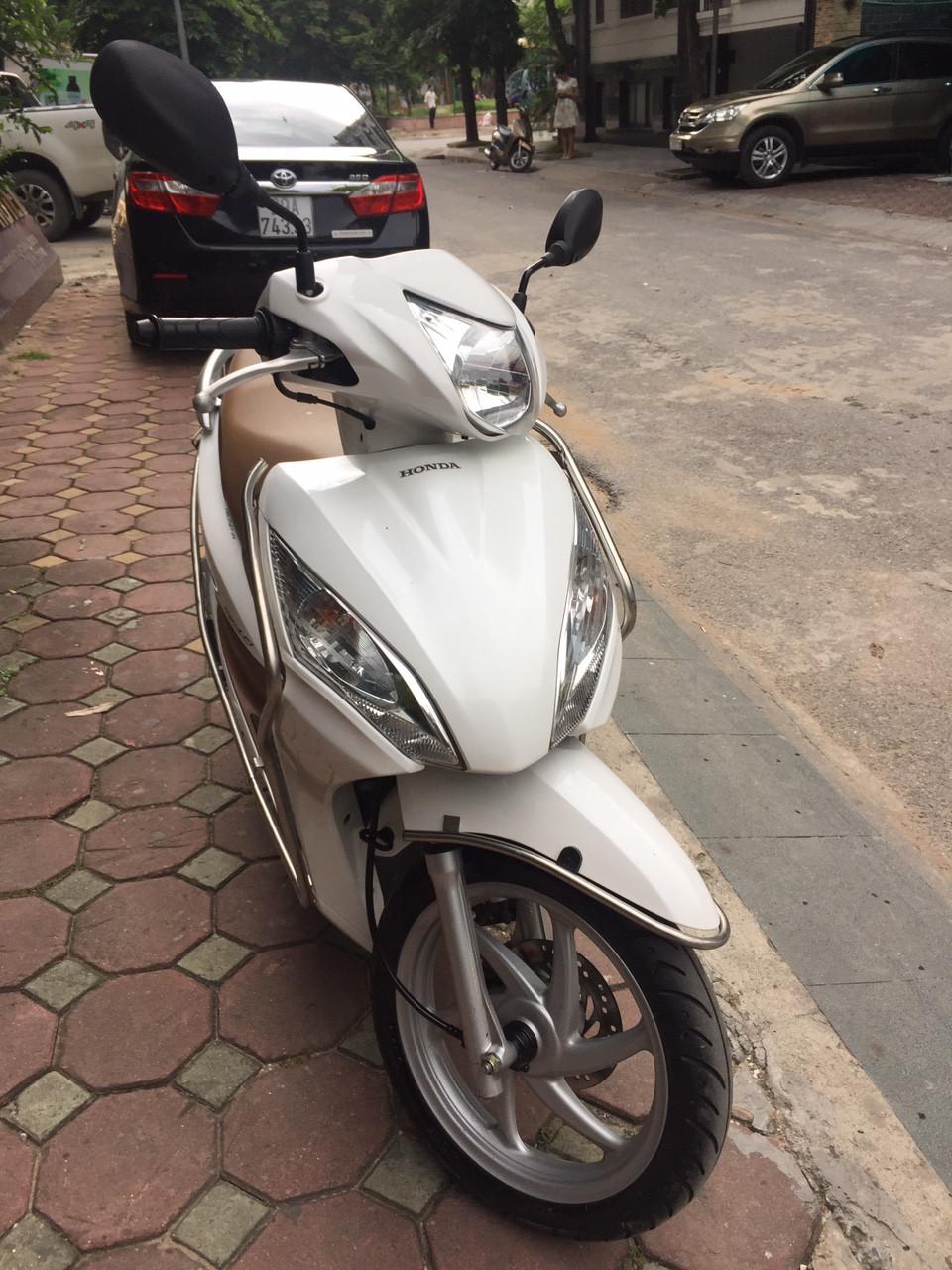 Rao ban Honda Vision fi 2014 trang chinh chu nha it dung con moi 98 - 2