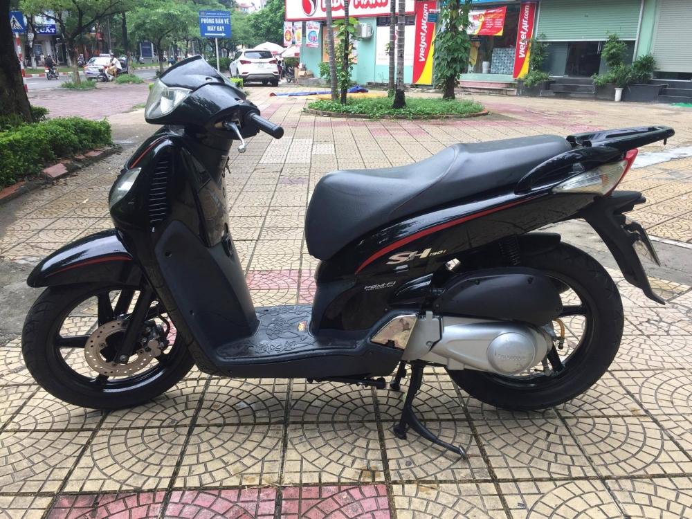 SH 150i Sport 2008 den btp 29X chinh chu di giucan ban 59tr cho nguoi can su dung - 2