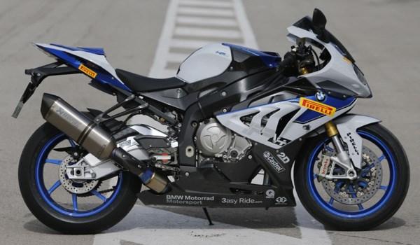 So sanh PO Ninja H2 vs BMW HP4